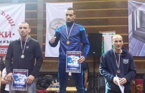 Васил Иванов сребърен медал награждаване