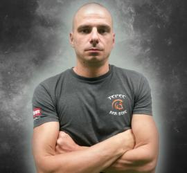 Тренер Степан Кюпчиян