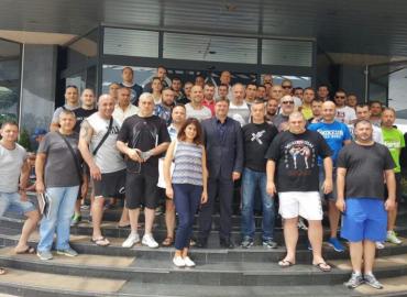 Кикбокс семинар 2016