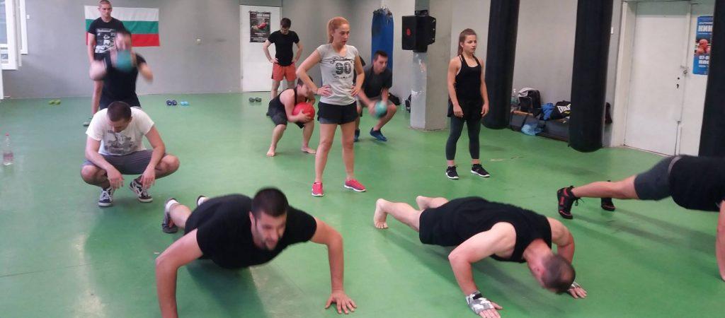 88f546df84a Силово-кондиционни тренировки (CrossFit) за начинаещи в Пловдив | TERES Gym  & Fight Club