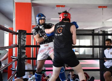 TERES SPARRING DAY 022018-2