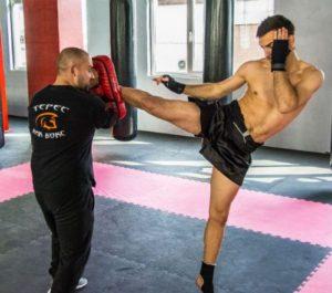 индивидуални тренировки по кикбокс в Пловдив