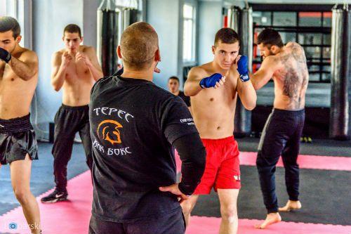Кикбокс и Бокс за начинаещи в Пловдив