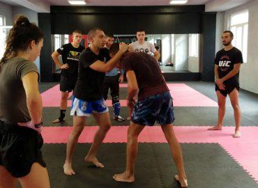 Kickboxing Summer Camp Plovdiv 2018 muai thay