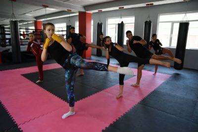 Кардио кикбокс тренировки в Пловдив