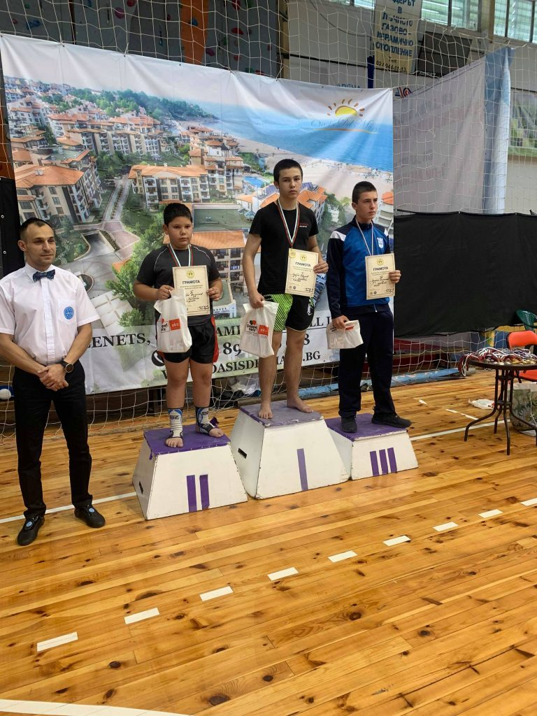 Георги Иванов - шампион