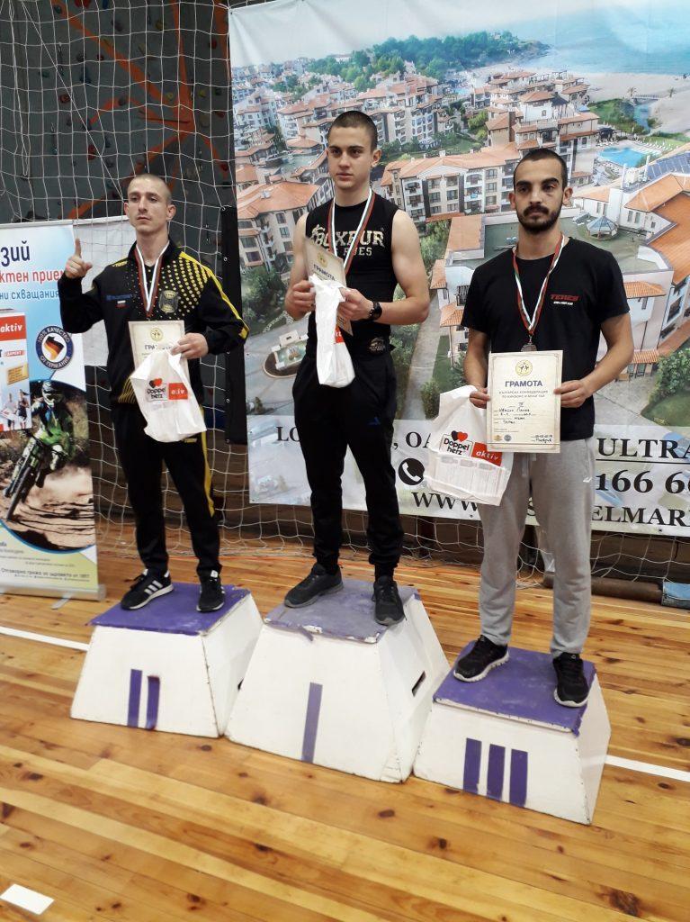 Ивайло Панев - бронзов медал