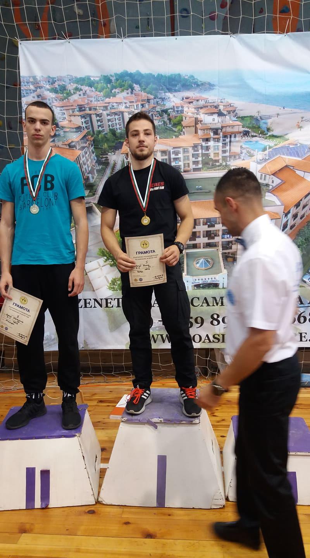 Петър Йочев - шампион