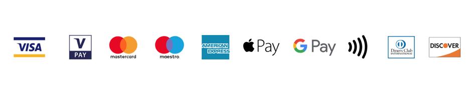Приемаме разплащания с дебитни и кредитни карти в Teres Gym