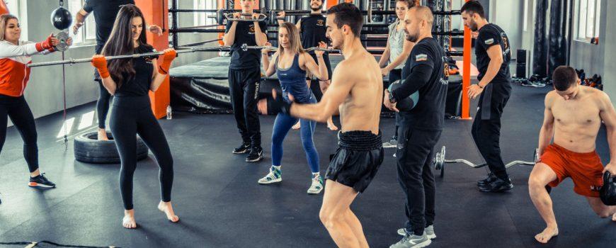 teres functional trening plovdiv