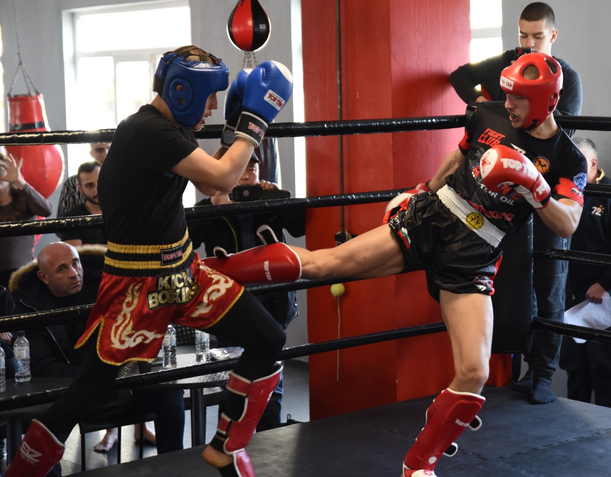 TERES Sparring Day на 26.01.20 fight